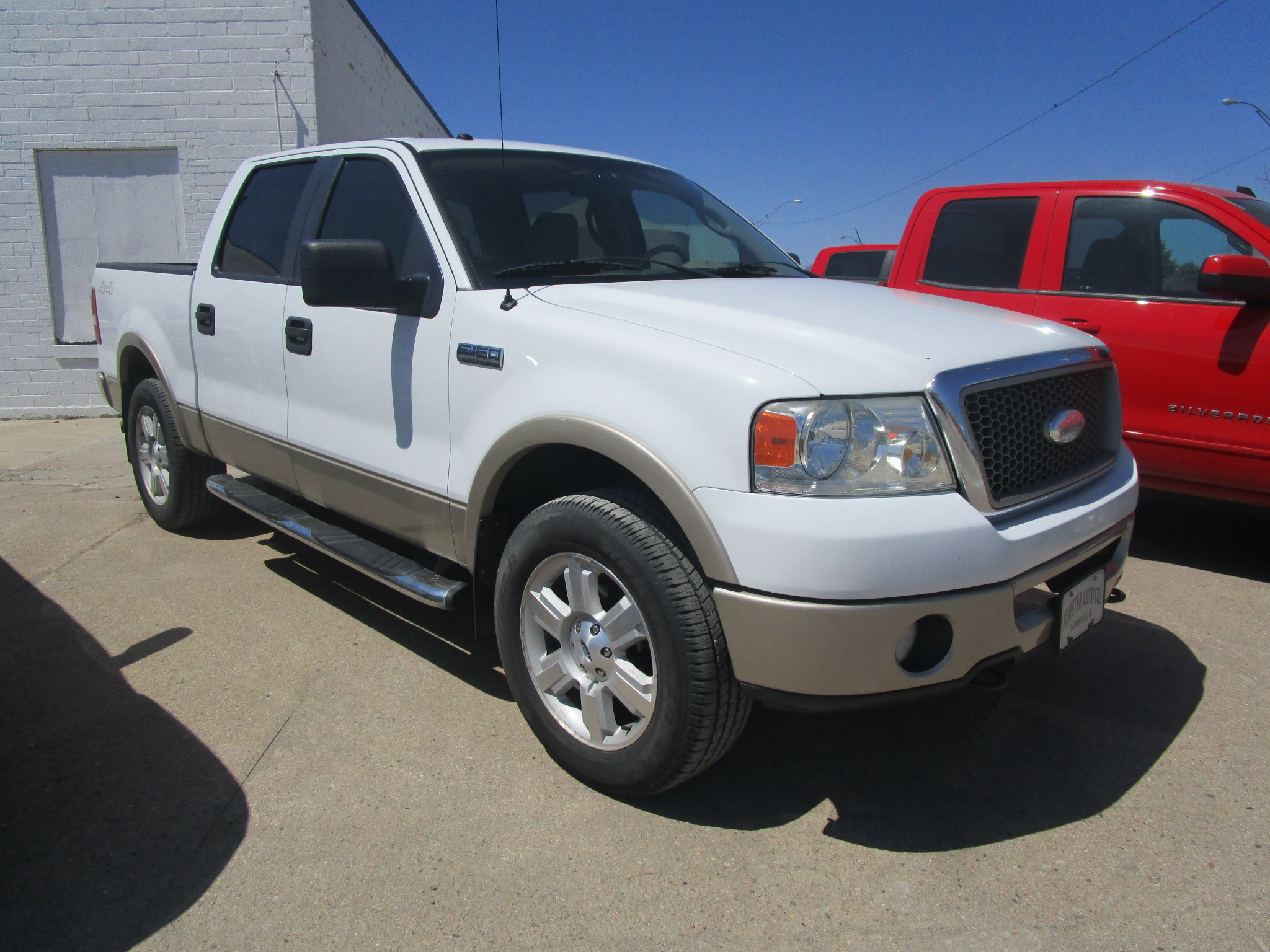 2008 FORD F150 $12,900